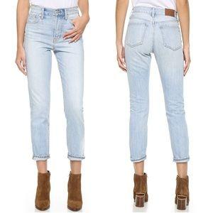 EUC Madewell Denim Perfect Summer Jeans Fitzgerald